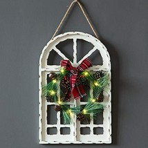 Sunnyglade Holiday Wall Hanging Door Decorations Wood Plaqu Signs Christ... - $28.57