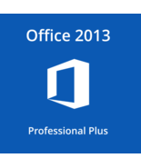 Microsoft Office 2013 Professional Plus Product Key and Download Full Ve... - $10.50
