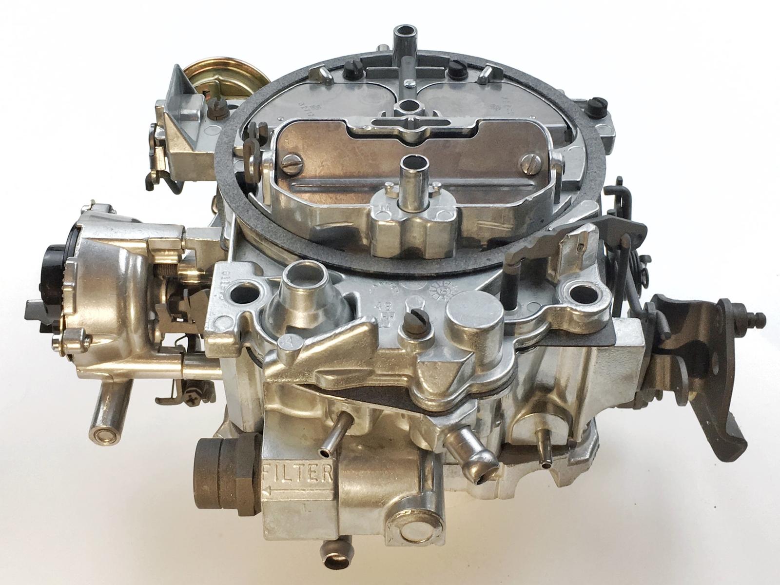 1904r Remanufactured Rochester Quadrajet Carburetor 4mv 80