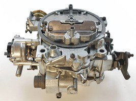 1904 Remanufactured Rochester Quadrajet Carburetor 4MV 80-89 Electric image 1