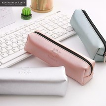 KEVIN&SASA® Pencil Case Quality Printed PU School Supplies Bts Stationery - $3.98