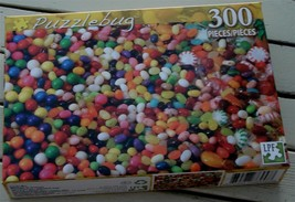BRAND NEW FACTORY SEALED 300 PiecePuzzlebug Jigsaw Puzzle Candy Mix - $4.94