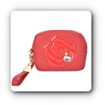 Disney Store Japan Beauty and the Beast Rose Camera Case Pouch Bag Ladies - $66.33