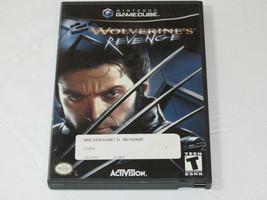 X2: Wolverine's Revenge Nintendo Gamecube 2003 Video Gioco DOL-006 T-Teen - $16.03