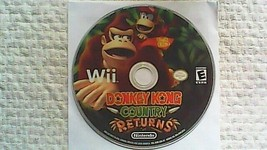 Donkey Kong Country Returns (Nintendo Wii, 2010) - $14.90