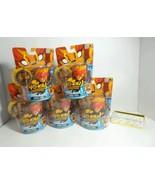 Hasbro Yo-Kai Watch Blazion Feulion Flamileon Fogoleo Party Pack of 5 NIB - $20.57