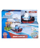 Fisher-Price Thomas & Friends TrackMaster Boat & Sea Set - $45.99