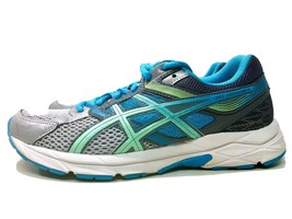 Asics Gel Contend-3 Gray Teal Athletic Running Sneakers Women's US 7M EU... - $23.51