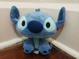 "Disney Parks 7"" Stitch Big Head Plush  - $19.34"