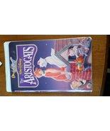 Walt Disney Aristocrats VHS sec1016 - $9.90