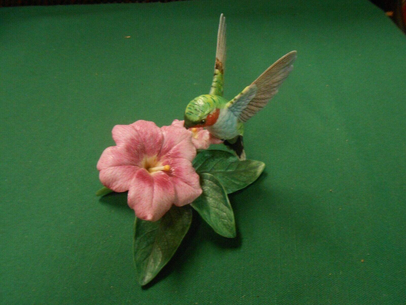 "Great  LENOX Porcelain ""Hummingbird"" Bird Figure.....FREE POSTAGE USA"