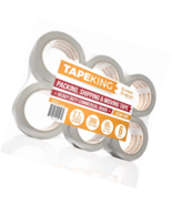 Tape King Clear Packing Tape - 60 Yards Per Roll (6 Refill Rolls) - 2 In... - $18.79
