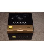Nikon COOLPIX P100 10.3MP Digital Camera with 26x Optical VR Zoom Lens 3... - $346.49