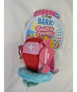 Bark Box Sweet Squeaks Candy Dog Toy Ring Pup Pop XS-M  - $9.95
