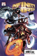 Infinity Wars #4 NM - $4.94