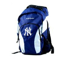 "New York Yankees MLB  ""Draft Day"" Backpack Padded Book Bag Navy Judge Se... - $23.71"