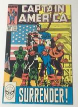 Captain America Comic Book Vol 1 No 345 Sep 1988 Marvel Comics Group VG - $10.98
