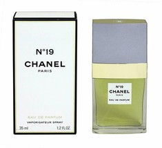 Chanel No.19 EDP Eau de Parfum Spray 35ml Womens Perfume - $14.00