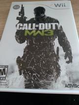 Nintendo Wii Call Of Duty: MW3 image 1