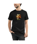 Broken Gears Black Unisex Organic T-Shirt Eco Friendly Sustainable Men W... - $31.68+