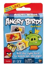 Mattel Angry Birds Travel Card Game - $3.99