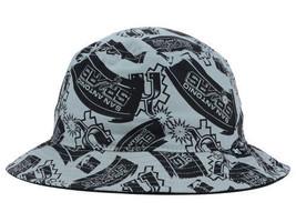 San Antonio Spurs 47 Brand Bravado Nba Logo Bucket Style CAP/HAT - $21.95