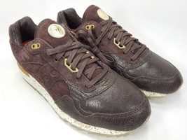 Saucony Shadow 5000 Original Chocolate Pack S70311-2 Sz 9 M EU 42.5 Men's Shoes