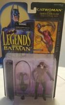 Legends Of Batman Catwoman Quick Climb Claw & Capture Net Kenner 1994 Moc Dc New - $17.63