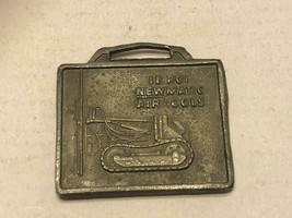 Vintage Watch Fob - Le Roi Newmatic Air Tools - $30.00