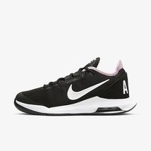 Nike Women's Court Air Max Wildcard HC Tennis Shoes Black Hard Court AO7... - $119.61