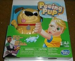 Hasbro Gaming Peeing Pup Game - $17.96