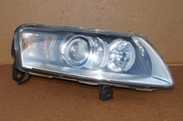 05-08 Audi A6 Xenon HID Headlight Head Light Lamp w/ AFS Passenger Right RH image 2