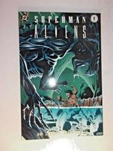Superman Aliens #3 Dc / Dark Horse Combine Shipping BX2415A - $3.99