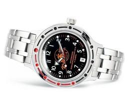 Vostok Men`s Russian Military Automatic Diver Watch Amphibian. Amphibia 420380 - $47.12