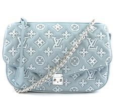 #33184 Louis Vuitton L'Extravagant L Metis Mama Perles Beads Shoulder Bag - $2,500.00