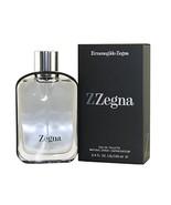 Z Zegna Cologne by Ermenegildo Zegna for Men. Eau De Toilette Spray 3.4 ... - $44.60