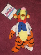 DISNEY STORE MAD SCIENTIST TIGGER BRAND NEW WITH FACTORY TAGS #0616 - $11.87