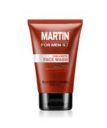 MARTIN Men's Volcanic Mud Anti-Acne Moisturizing Face Wash - $15.00