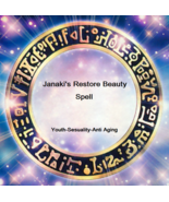Restore Beauty & Youth Reverse Aging Uplift Sexuality Sensuality Voodoo ... - $70.00