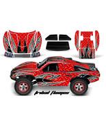AMR RACING RC GRAPHIC DECAL KIT UPGRADE - TRAXXAS SLASH 4X4 BODY- TRIBAL... - $29.65