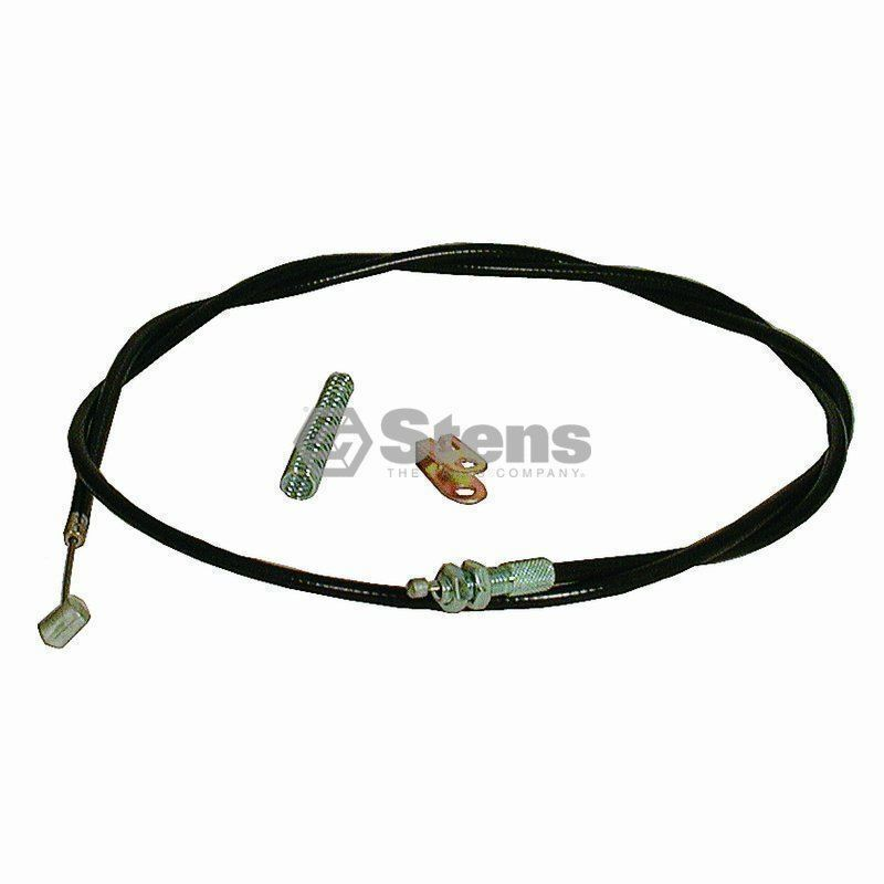 Primary image for 260-208 Stens Brake Cable 56in Go cart inner cable Rotary 266 NHC 283-2208
