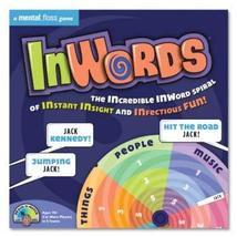 InWords Board Game (122012-001) - $14.85