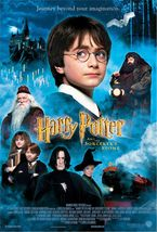Harry Potter and the Philosopher's Stone Movie Poster Art Film Print 24x... - $10.90+