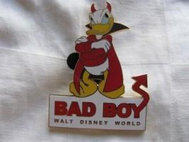 Disney Trading Pin 24428 WDW - Bad Boy (Donald Duck) - $9.49