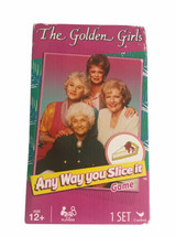 The Golden Girls Any Way You Slice It Game -Complete, NEW- TV Show - $14.49
