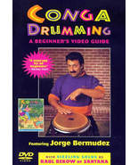 Conga Drumming DVD (Companion To Conga Drumming A Guide To Playing With ... - $14.99