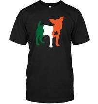 Saint Patricks Day Jack Russell Terrier Dog Vintage Shirt - $17.99+