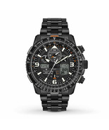 Citizen Men's Eco-Drive Skyhawk A-T Chronograph Stainless Steel Watch JY... - $414.79