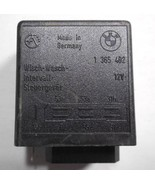 Genuine OEM BMW 320I Windshield Wiper Motor Relay 1365402 - $42.33