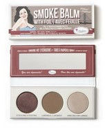 theBalm SmokeBalm Vol. 4 Foiled Eyeshadow Palette NEW - $12.88